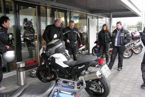 Eröffnungsfahrt 2011