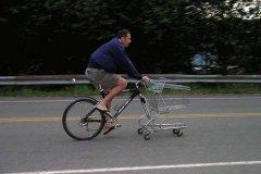Umgebautes-fahrrad