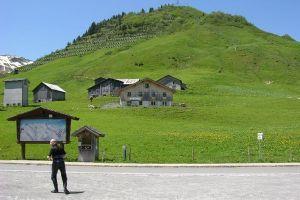 Tour nach Österreich 2013