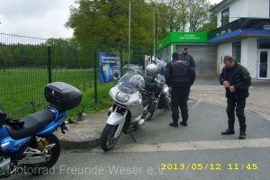 Tour nach Wilhelmshaven 2013