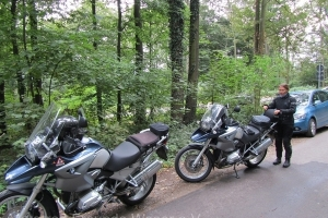 Tour zum Weser-Skywalk 2011