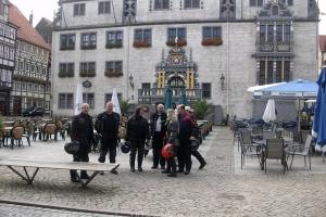 Tour zur Weserquelle 2011